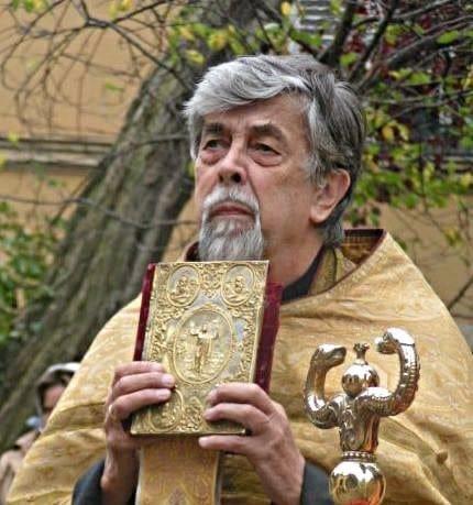 Rappel à Dieu du père Boris Bobrinskoy