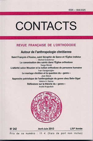 Contacts, n° 242