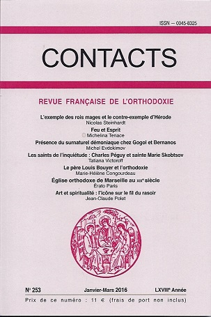 Contacts, n° 253
